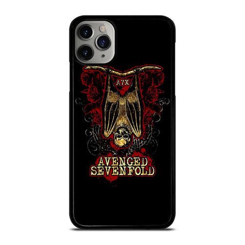 AX7 AVENGED SEVENFOLD-iphone-11-pro-max-case-cover