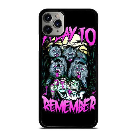 A DAY TO REMEMBER WOLVES iPhone 11 Pro Max Case Cover