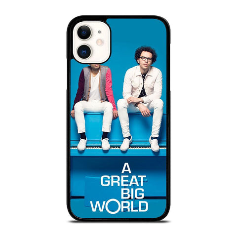 A GREAT BIG WORLD-iphone-11-case-cover