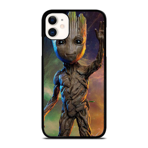 BABY GROOT GUARDIAN-iphone-11-case-cover