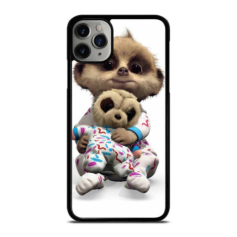 BABY OLEGMEERKAT-iphone-11-pro-max-case-cover