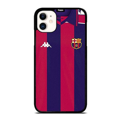 BARCELONA FC CLASSIC JERSEY KAPPA iPhone 11 Case Cover