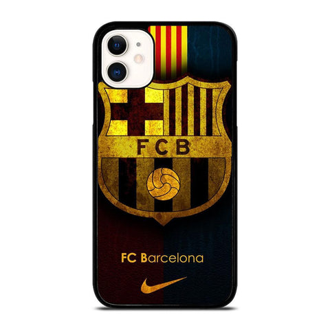 BARCELONA FC LOGO-iphone-11-case-cover