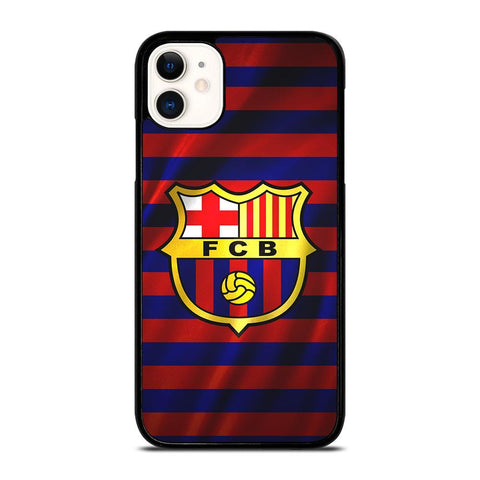 BARCELONA LOGO JERSEY-iphone-11-case-cover