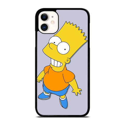BART SIMPSONS-iphone-11-case-cover