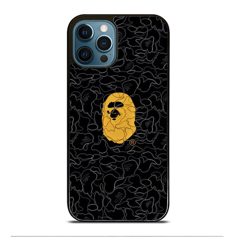 BATHING APE BAPE LOGO iPhone Case Cover