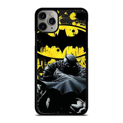 BATMAN DC ART-iphone-11-pro-max-case-cover