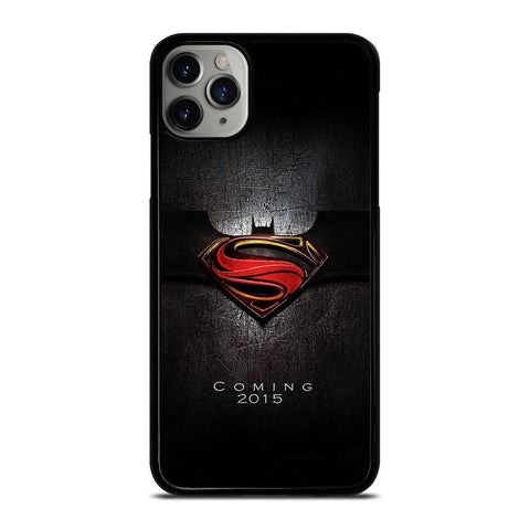 BATMAN VS SUPERMAN LOGO 2-iphone-11-pro-max-case-cover