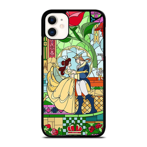 BEAUTY AND THE BEAST-iphone-11-case-cover