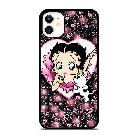 BETTY BOOP CARTOON LOVE 2-iphone-11-case-cover