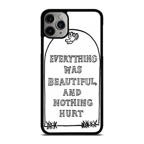 BILLY PILGRIM TOMBSTONE SLAUGHTERHOUSE-iphone-11-pro-max-case-cover