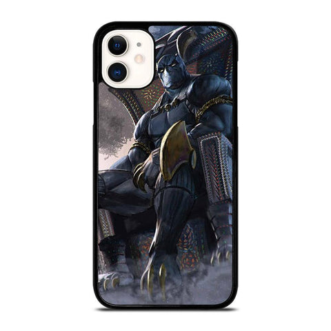 BLACK PANTHER AVENGERS-iphone-11-case-cover