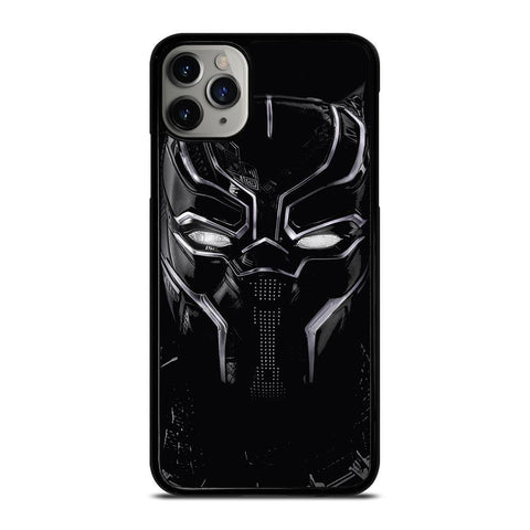 BLACK PANTHER FACE-iphone-11-pro-max-case-cover