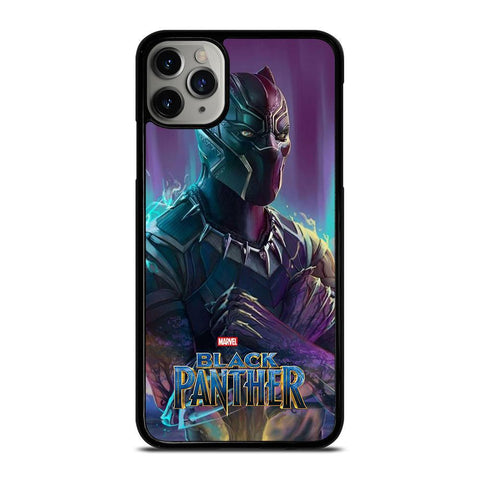BLACK PANTHER MARVEL NEW-iphone-11-pro-max-case-cover