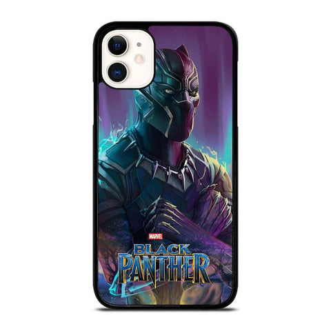 BLACK PANTHER MARVEL NEW-iphone-11-case-cover