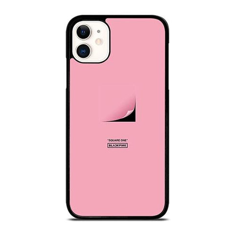 BLACK PINK SQUARE ONE ALBUM COVER iPhone 11 Case Cover