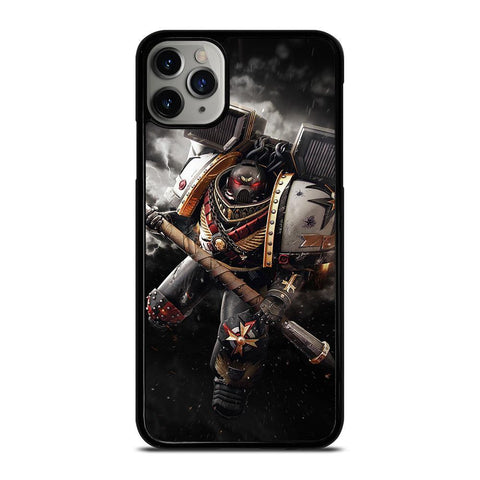 BLACK TEMPLAR WARHAMMER-iphone-11-pro-max-case-cover