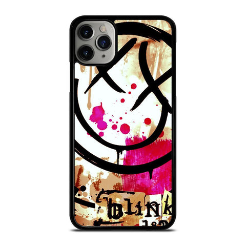 BLINK 182 LOGO-iphone-11-pro-max-case-cover