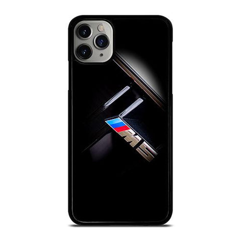 BMW M5 LOGO EMBOSS iPhone 11 Pro Max Case Cover