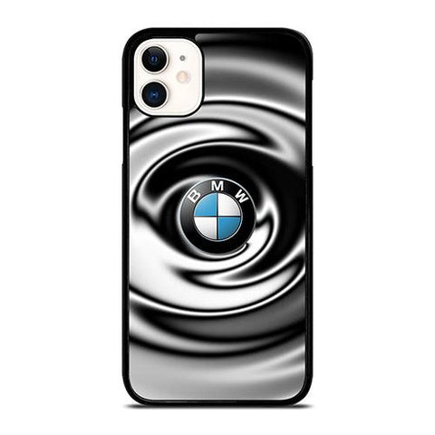 BMW METAL LIQUID LOGO iPhone 11 Case Cover