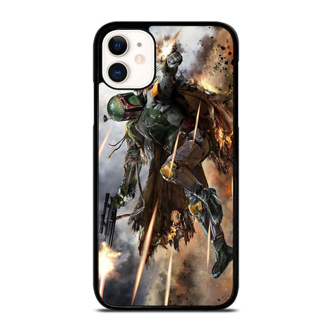 BOBA FETT STAR WARS 2-iphone-11-case-cover