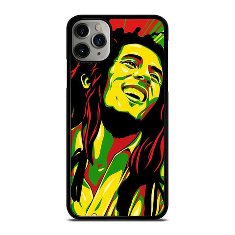 BOB MARLEY POSTER-iphone-11-pro-max-case-cover