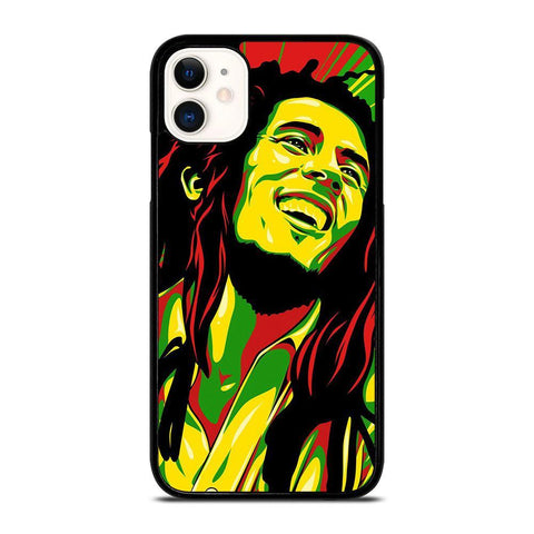 BOB MARLEY POSTER-iphone-11-case-cover