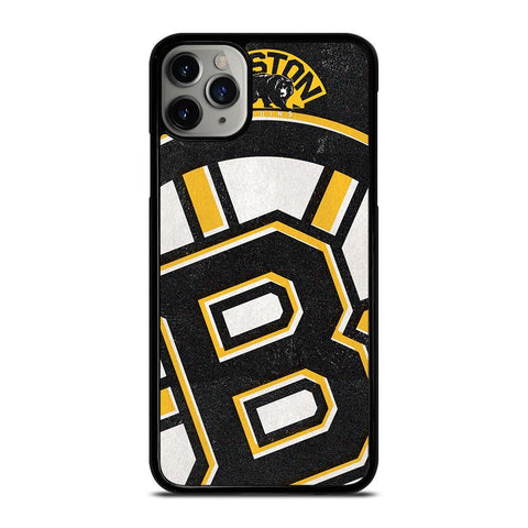 BOSTON BRUINS LOGO-iphone-11-pro-max-case-cover