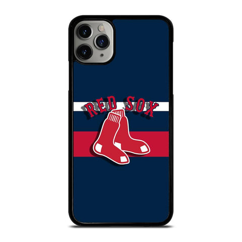 BOSTON RED SOX LOGO-iphone-11-pro-max-case-cover