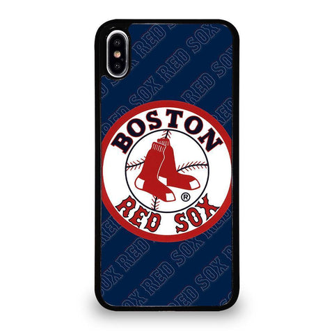 BOSTON RED SOX-iphone-xs-max-case-cover