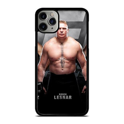 BROCK LESNAR UFC iPhone 11 Pro Max Case Cover