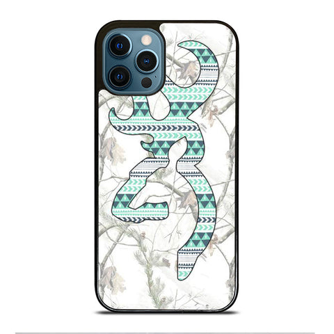 BROWNING AZTEC LOGO iPhone Case Cover