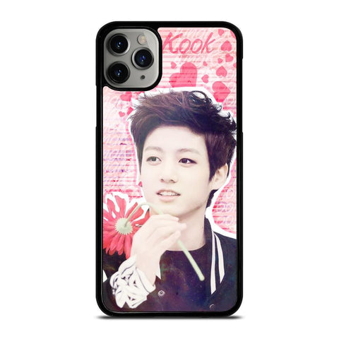 BTS BANGTAN BOYS JUNGKOOK-iphone-11-pro-max-case-cover