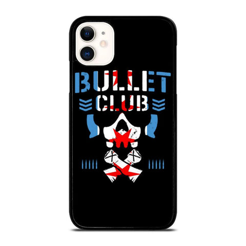BULLET CLUB LOO-iphone-11-case-cover