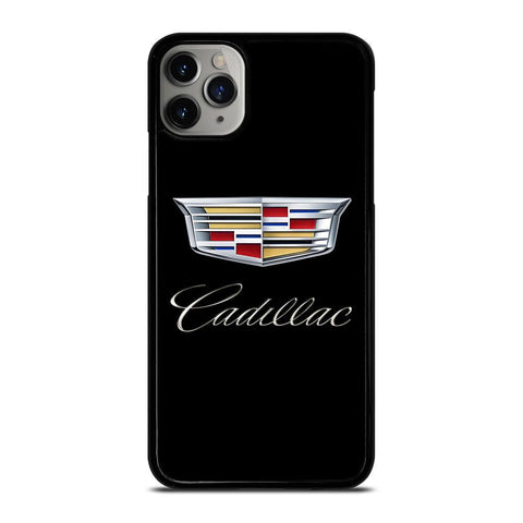 CADILLAC CAR LOGO-iphone-11-pro-max-case-cover
