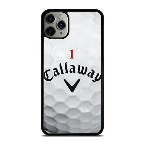 CALLAWAY GOLF BALL-iphone-11-pro-max-case-cover