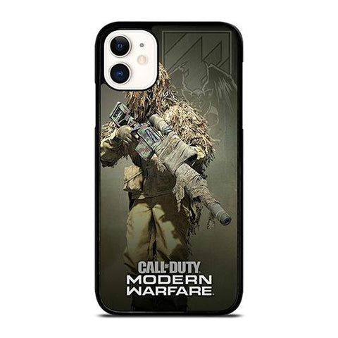 CALL OF DUTY MODERN WARFARE GAME iPhone 11 Case Cover