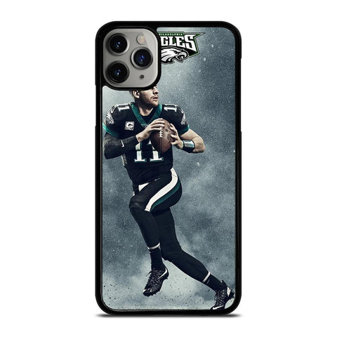 CARSON WENTZ PHILADELPHIA EAGLES-iphone-11-pro-max-case-cover