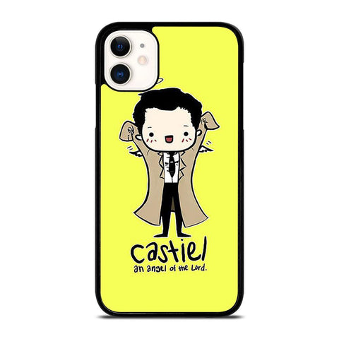 CASTIEL ANGEL OF THE LORD CUTE-iphone-11-case-cover