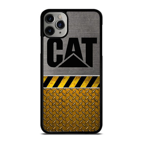 CATERPILLAR CAT TRACTOR LOGO-iphone-11-pro-max-case-cover