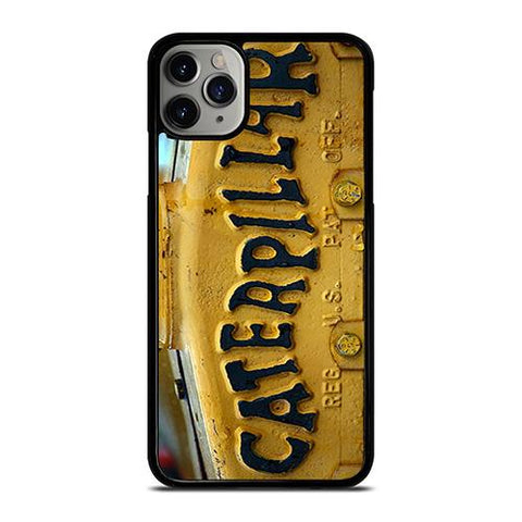CATERPILLAR OLD STYLE LOGO iPhone 11 Pro Max Case Cover
