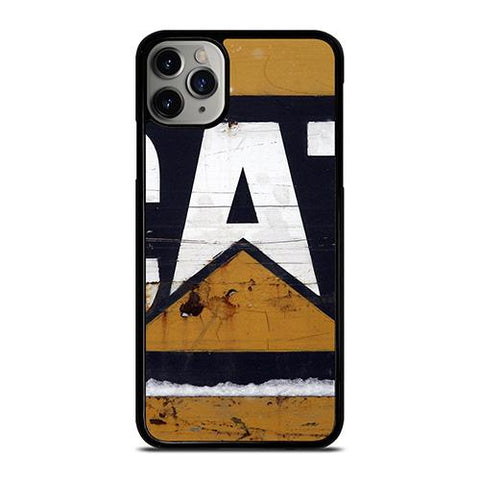 CATERPILLAR RUSTY LOGO iPhone 11 Pro Max Case Cover