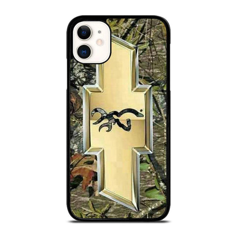 CHEVY CHEVROLET BROWNING CAMO-iphone-11-case-cover