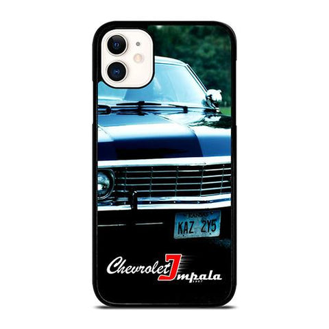 CHEVY CHEVROLET IMPALA 1967 iPhone 11 Case Cover