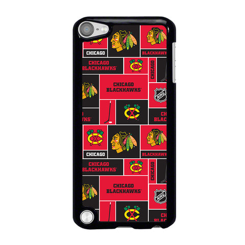 CHICAGO BLACKHAWKS HOCKEY iPod Touch 5 Case Cover
