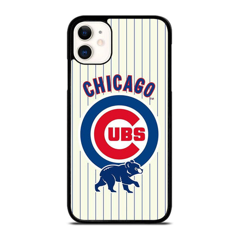 CHICAGO CUBS LOGO-iphone-11-case-cover