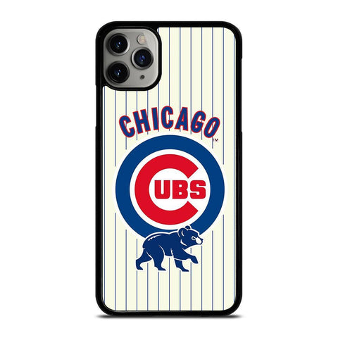 CHICAGO CUBS LOGO-iphone-11-pro-max-case-cover