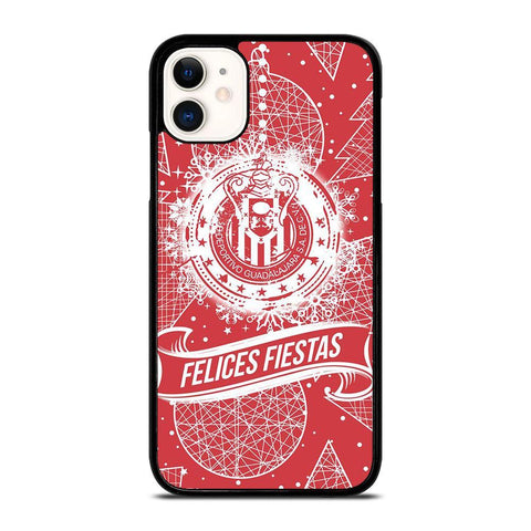 CHIVAS DE GUADALAJARA FOOTBALL-iphone-11-case-cover