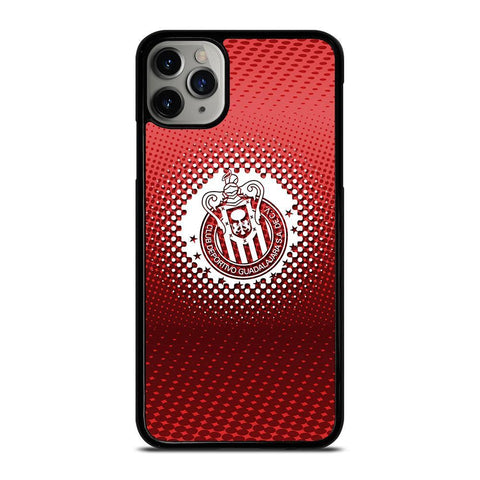 CHIVAS DE GUADALAJARA-iphone-11-pro-max-case-cover