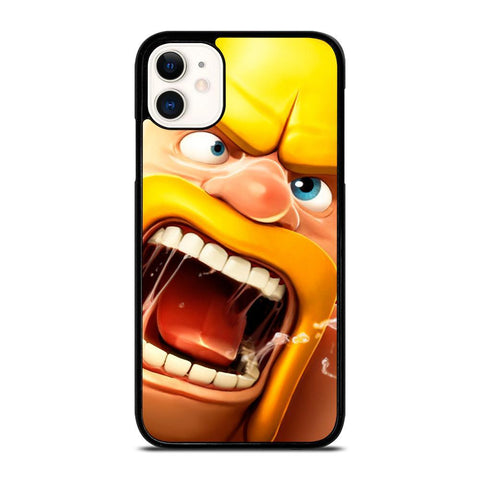 CLASH OF CLANS BARBARIAN-iphone-11-case-cover